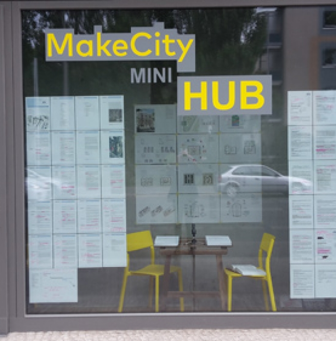 MakeCity 2018 Mini Hub